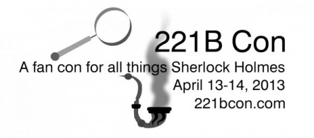 A fan con for all things Sherlock Holmes