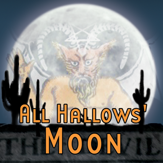 All Hallows' Moon-digital cover