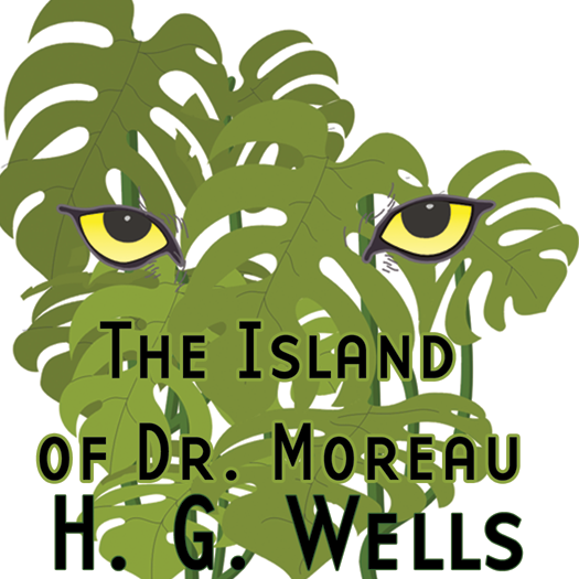 The Island of Dr. Moreau - digital cover