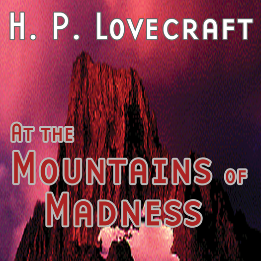 At the Mountains of Madness - digital cover
