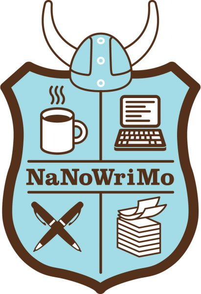 National Novel Writing Month logo