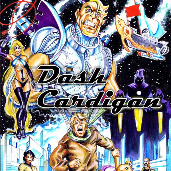 Dash Cardigan
