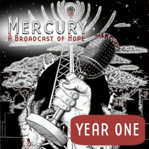 Mercury Year One logo
