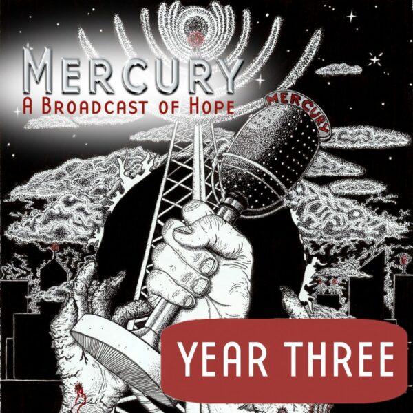 Mercury Year Three